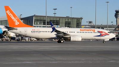 C-GPVS - Boeing 737-86N - Sunwing Airlines