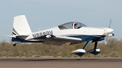 N869RV - Vans RV-9 - Private