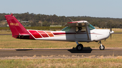 VH-LEL - Cessna 152 - Flight Training Australia