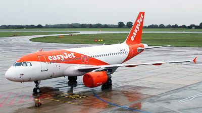 A picture of GEZAP - Airbus A319111 - easyJet - © n94504