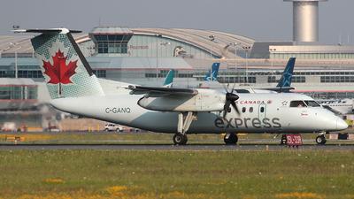 A picture of CGANQ - De Havilland Canada Dash 8100 - [096] - © Wojtek Kmiecik