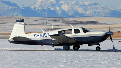 C-GIGT - Mooney M20M - Private