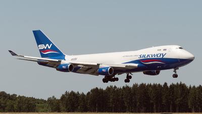 4K-SW888 - Boeing 747-4R7F(SCD) - Silk Way Airlines