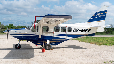 A2-MBE - Gippsland GA-8 Airvan - Major Blue Air