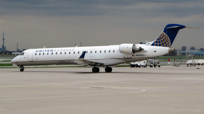 N168GJ - Bombardier CRJ-702 - United Express (GoJet Airlines)