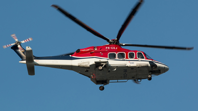 A picture of PRCGJ - AgustaWestland AW139 - CHC Helikopter Service - © Filipe Castro / GIG ao vivo