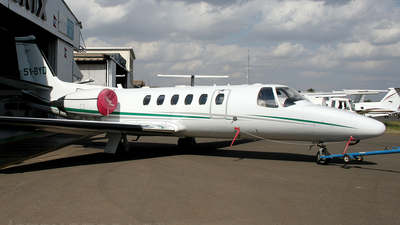 5Y-BYD - Cessna 550B Citation Bravo - Private