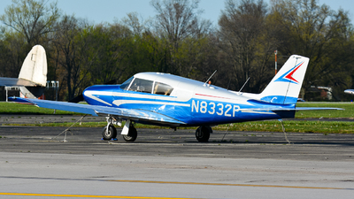 N8332P - Piper PA-24-250 Comanche - Private