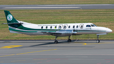 ZK-POF - Fairchild SA227-CC Metro 23 - Air Chathams