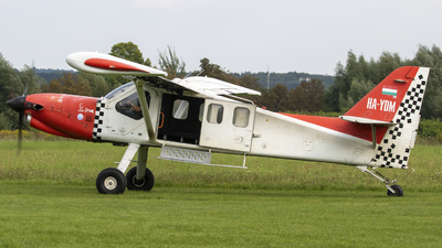 HA-YDM - Technoavia SMG-92 Turbo-Finist - Heritage of Flying Legends