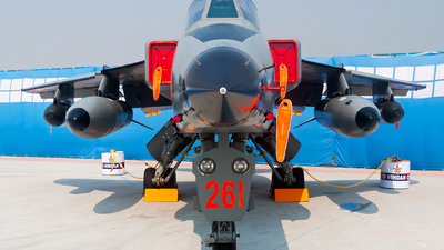 JM261 - Sepecat Jaguar IS - India - Air Force