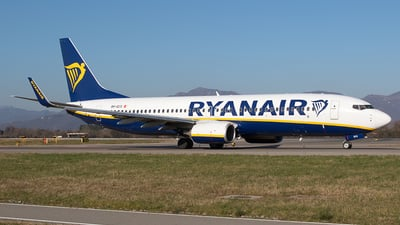 9H-QCS - Boeing 737-8AS - Ryanair (Malta Air)