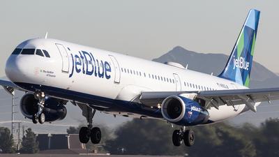 A picture of N992JB - Airbus A321231 - JetBlue Airways - © Felipe Garcia