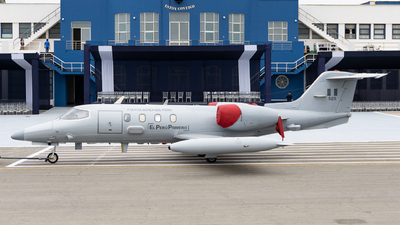 525 - Bombardier Learjet 36A - Perú - Air Force