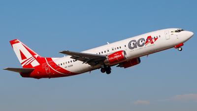 HK-5288 - Boeing 737-48E - Gran Colombia de Aviación (GCA)