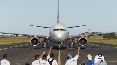 PR-GTI - Boeing 737-8EH - GOL Linhas Aereas