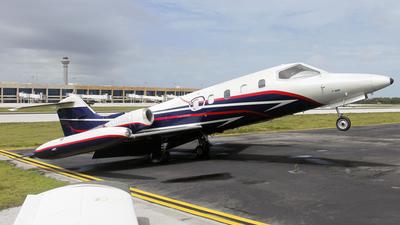 N104WJ - Gates Learjet 25B - Private