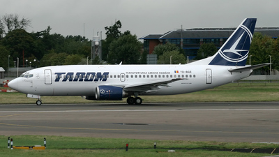 YR-BGE - Boeing 737-38J - Tarom - Romanian Air Transport