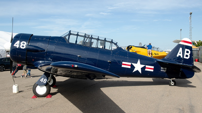 N64KP - North American AT-6D Texan - Private