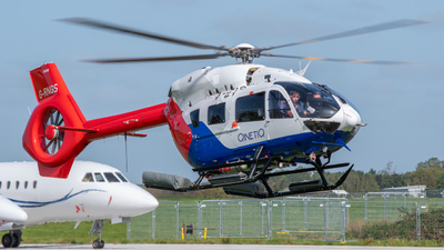 G-RNGS - Airbus Helicopters H145 - QinetiQ