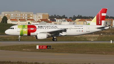 CS-TNK - Airbus A320-214 - TAP Air Portugal