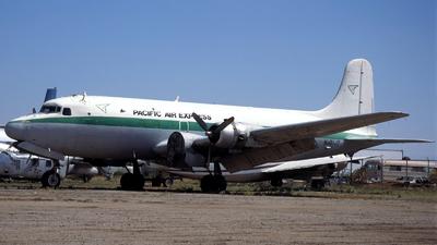 N301JT - Douglas C-54B Skymaster - Pacific Air Express