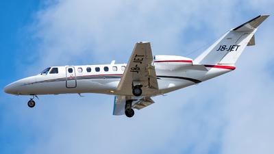 J8-JET - Cessna 525B CitationJet 3 - Private