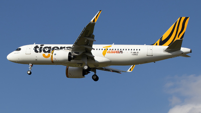A picture of FWWIR - Airbus A320200N - Airbus - © Pierre Pm