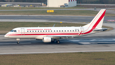 SP-LIG - Embraer 170-200LR - Poland - Government (LOT Polish Airlines)