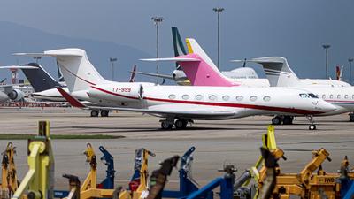 T7-999 - Gulfstream G650ER - Private