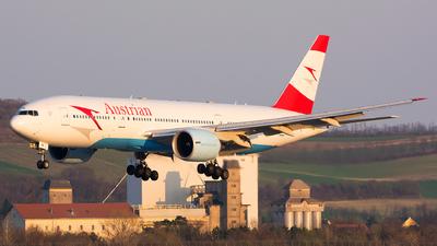 OE-LPD - Boeing 777-2Z9(ER) - Austrian Airlines