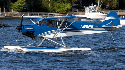 N92PG - Cub Crafters Carbon Cub EX-3 - Private