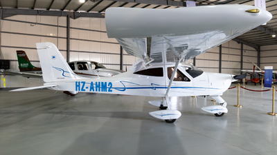 HZ-AHM2 - Tecnam P92 Echo Classic - Private