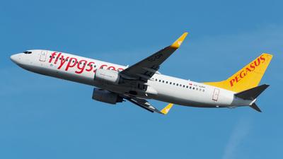 A picture of TCCCP - Boeing 73786J - [37746] - © Sebastian Thiel