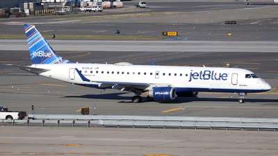 A picture of N339JB - Embraer E190AR - JetBlue Airways - © Andriy Yegorov