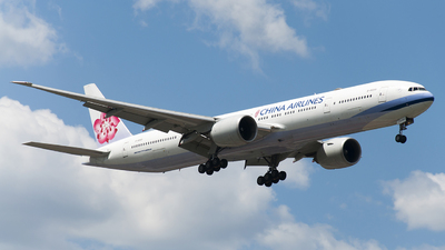 B-18055 - Boeing 777-36NER - China Airlines