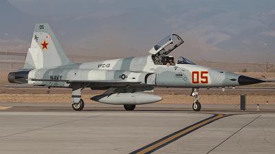 761531 - Northrop F-5N Tiger II - United States - US Navy (USN)