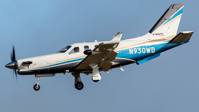 N930WD - Socata TBM-700 - Private