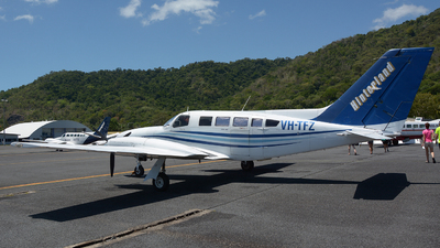 VH-TFZ - Cessna 402C - Private