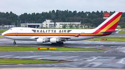 N715CK - Boeing 747-4B5F(SCD) - Kalitta Air