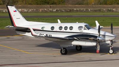 OK-SIL - Beechcraft C90B King Air - Private