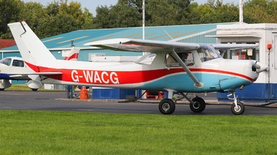 G-WACG - Cessna 152 II - Private