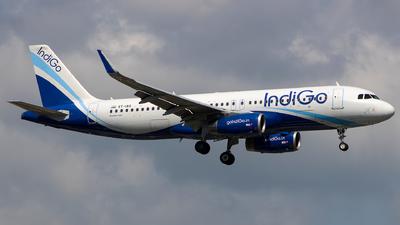 VT-IAS - Airbus A320-232 - IndiGo Airlines