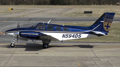 N594DS - Beechcraft 58P Baron - Private