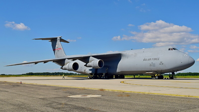 00461 - Lockheed C-5 Galaxy - United States - US Air Force (USAF)