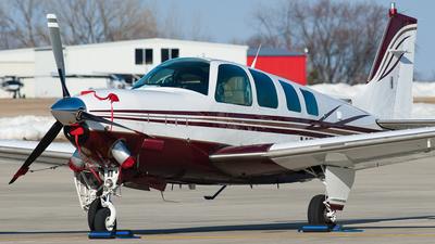 N847DD - Beechcraft A36 Bonanza - Private