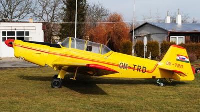 OM-TRD - Zlin 226MS - Aeroklub Podhorany