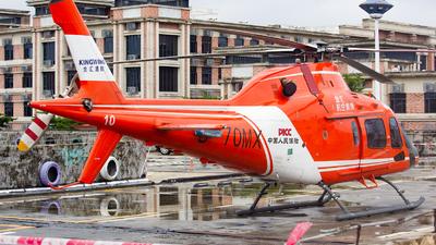 B-70MX - Agusta-Westland AW-119Kx - Shanghai Kingwing General Aviation