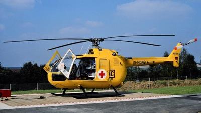 D-HDMB - MBB Bo105CB-2 - ADAC Luftrettung (Aero-Dienst)