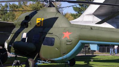 51 - PZL-Swidnik Mi-2 Hoplite - Soviet Union - Air Force